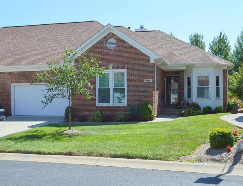 Condominium for Sale at 8315 Dravo Circle Louisville, Kentucky 40220 United States
