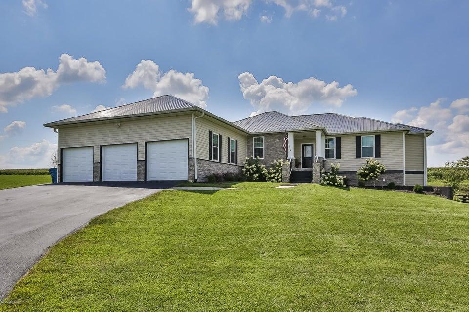 Single Family Home for Sale at 3983 Vigo Road 3983 Vigo Road Bagdad, Kentucky 40003 United States