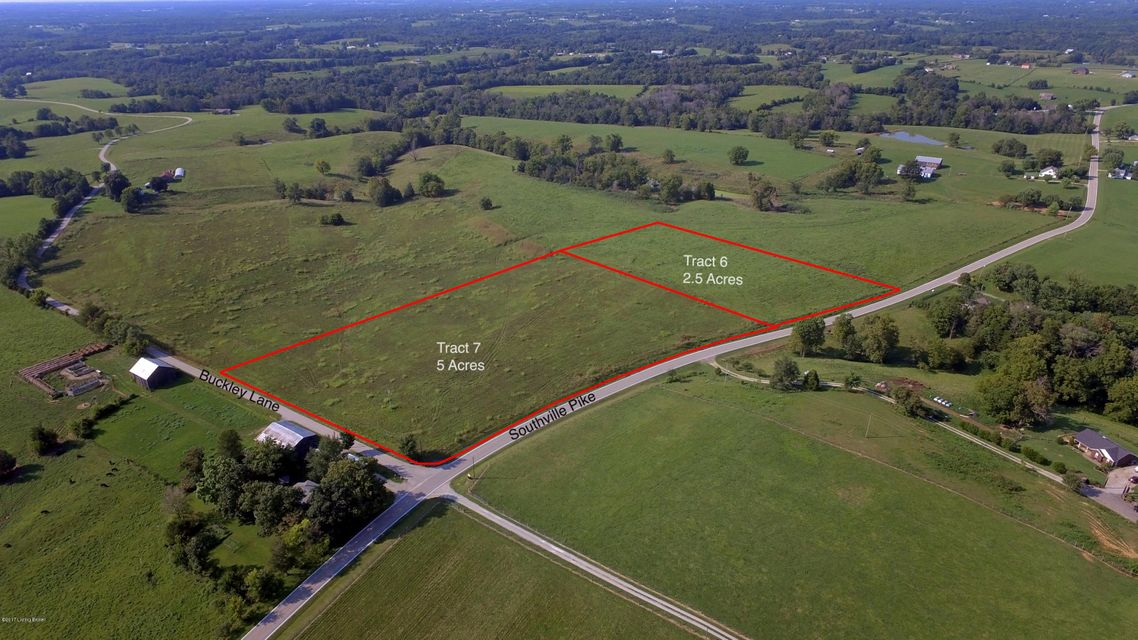 Land for Sale at Tract 7 Southville Shelbyville, Kentucky 40065 United States
