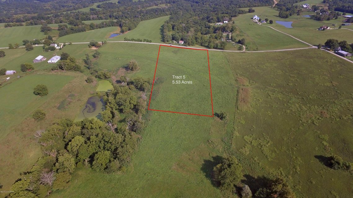 Land for Sale at Tract 5 Southville Shelbyville, Kentucky 40065 United States
