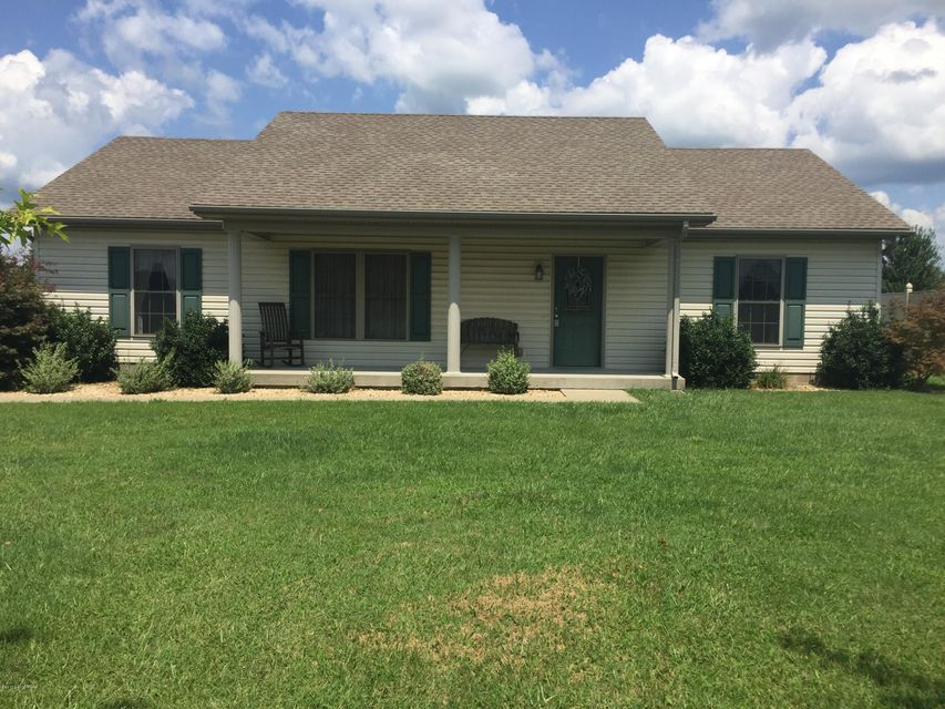 Single Family Home for Sale at 712 Leafdale Road 712 Leafdale Road Hodgenville, Kentucky 42748 United States