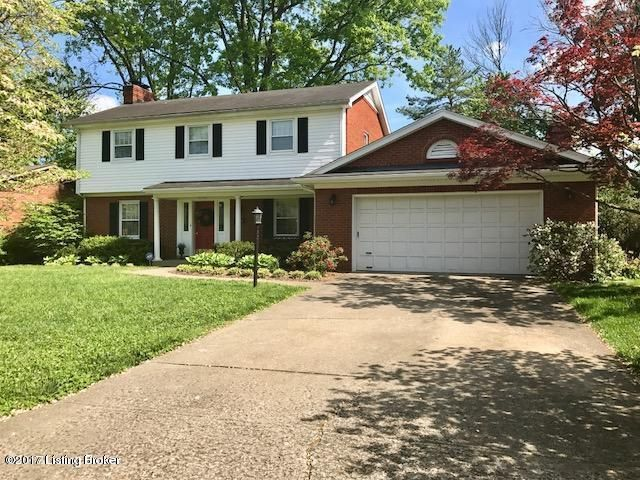 Single Family Home for Sale at 3510 Hughes Road Louisville, Kentucky 40207 United States