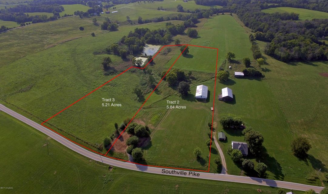 Land for Sale at Tract 2 Southville Shelbyville, Kentucky 40065 United States