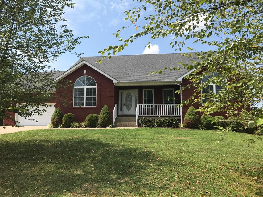 Single Family Home for Sale at 117 Lookout Court Bardstown, Kentucky 40004 United States