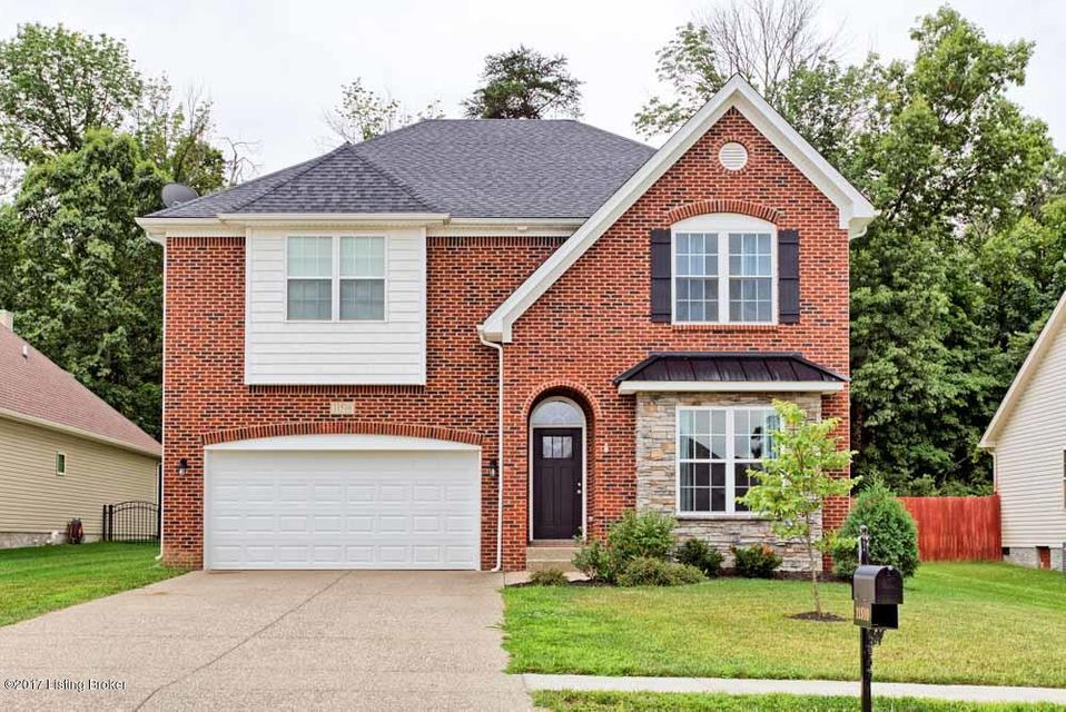 Single Family Home for Sale at 11510 English Garden Way Louisville, Kentucky 40229 United States