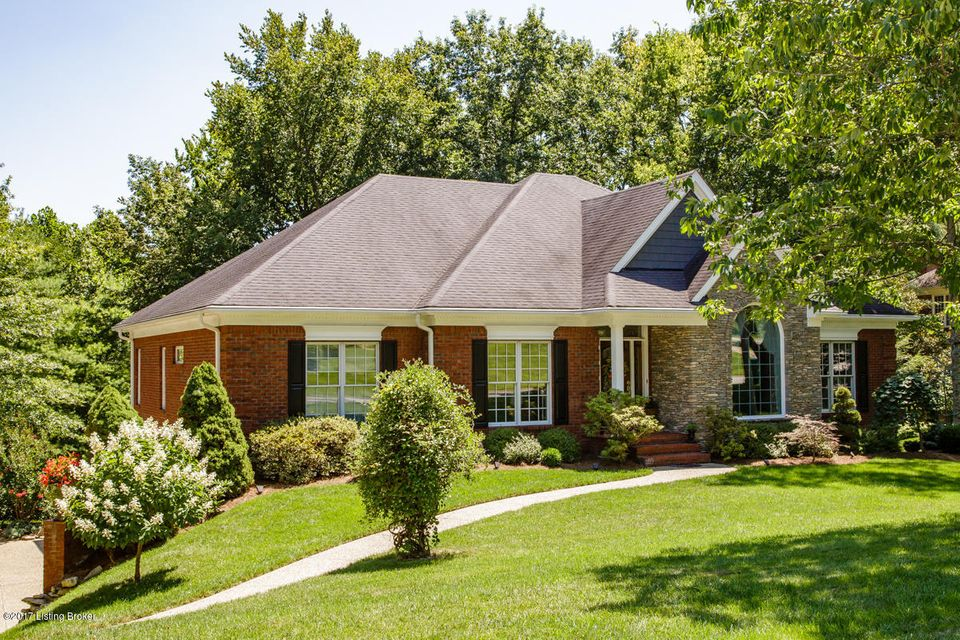 Single Family Home for Sale at 17208 Ash Hill Drive Louisville, Kentucky 40245 United States