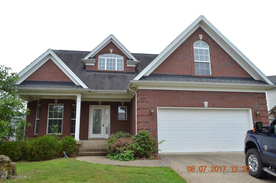 Single Family Home for Sale at 11408 Expedition Trail Louisville, Kentucky 40291 United States