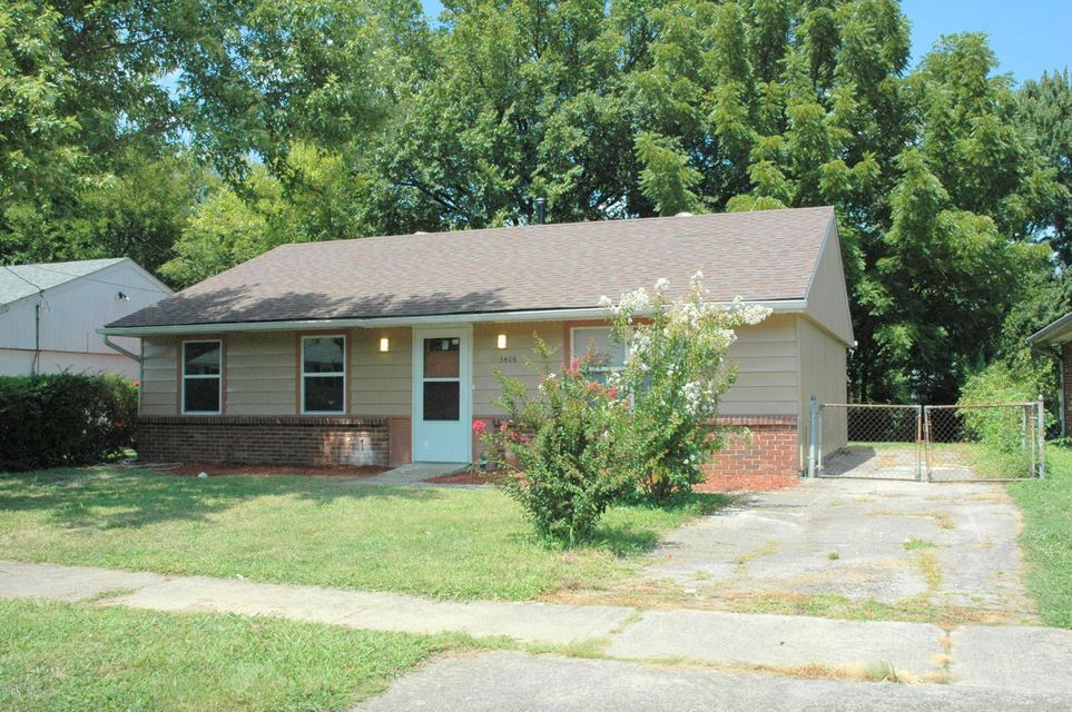 Single Family Home for Sale at 5406 Revere Drive Louisville, Kentucky 40218 United States