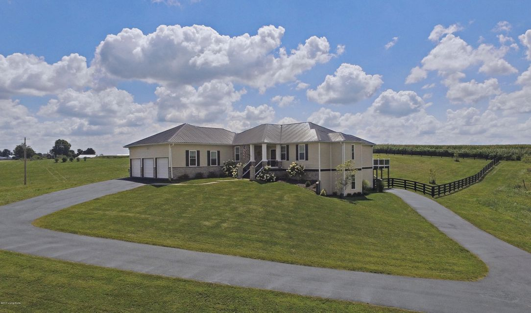 Single Family Home for Sale at 3983 Vigo Road 3983 Vigo Road Bagdad, Kentucky 40003 United States