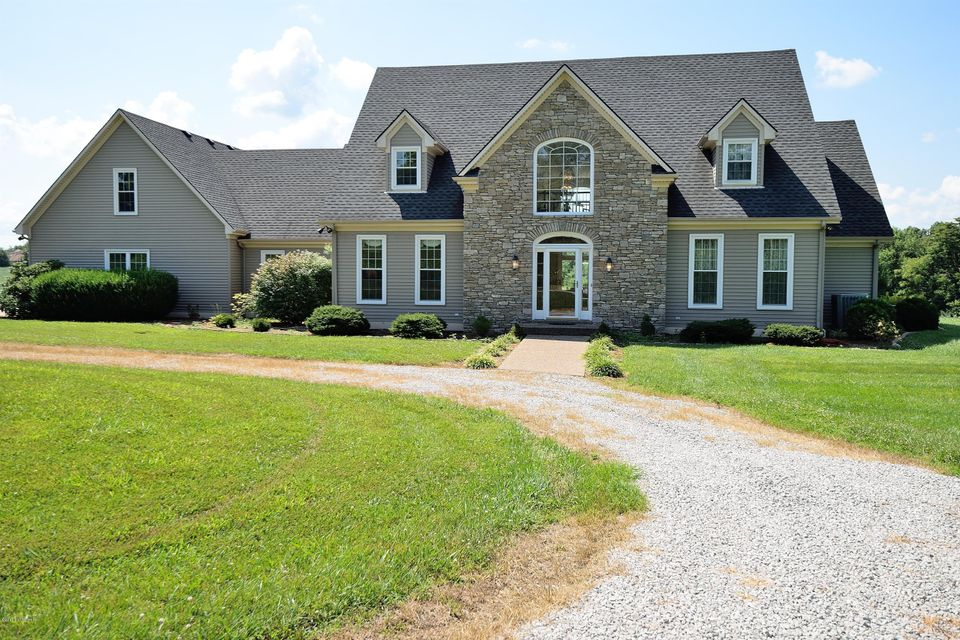 Single Family Home for Sale at 2980 Aiken Road Shelbyville, Kentucky 40065 United States