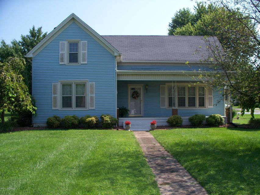 Single Family Home for Sale at 317 S Greensburg Street Hodgenville, Kentucky 42748 United States