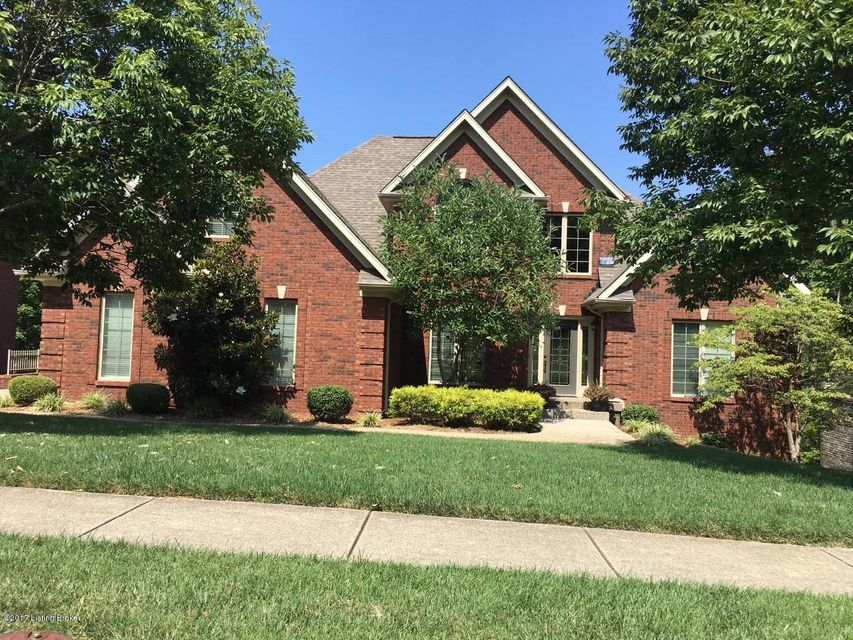 Single Family Home for Sale at 4209 Woodmont Park Lane 4209 Woodmont Park Lane Louisville, Kentucky 40245 United States