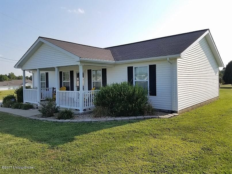 Single Family Home for Sale at 605 Bomar Street Hardinsburg, Kentucky 40143 United States