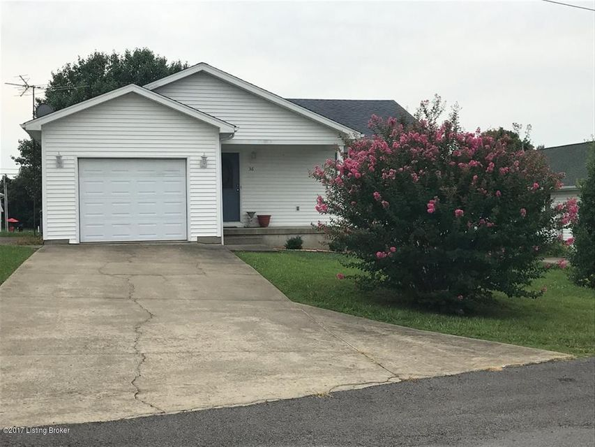 Single Family Home for Sale at 36 Jena Court Brandenburg, Kentucky 40108 United States