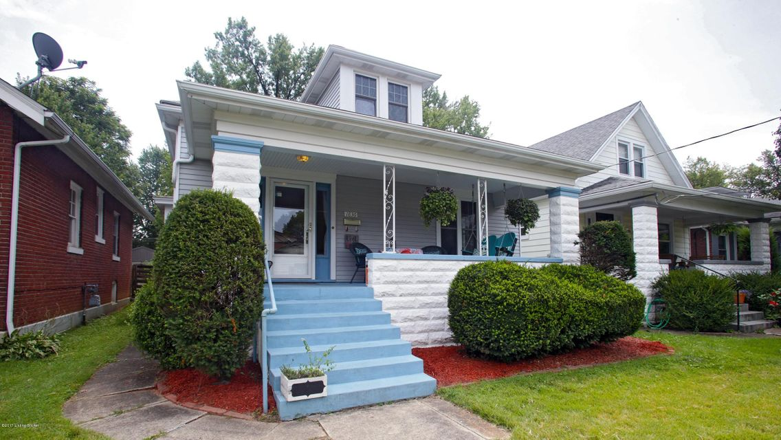 Single Family Home for Sale at 1836 Shady Lane Louisville, Kentucky 40205 United States