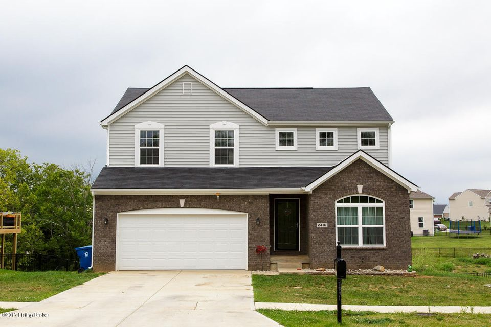 Single Family Home for Sale at 2416 Cherry Creek Road La Grange, Kentucky 40031 United States