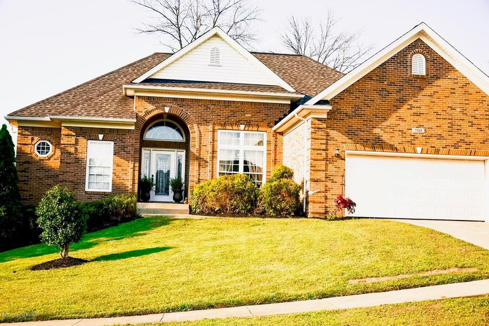 Single Family Home for Sale at 7325 Brook Meadow Drive Louisville, Kentucky 40228 United States
