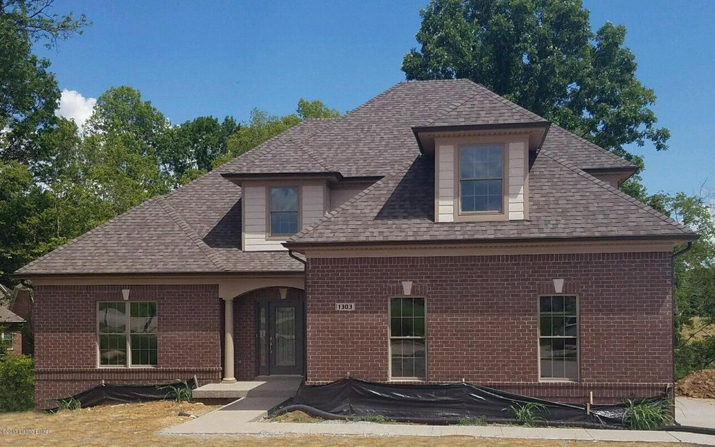 Single Family Home for Sale at 1303 Kennesaw Creek Way Louisville, Kentucky 40023 United States