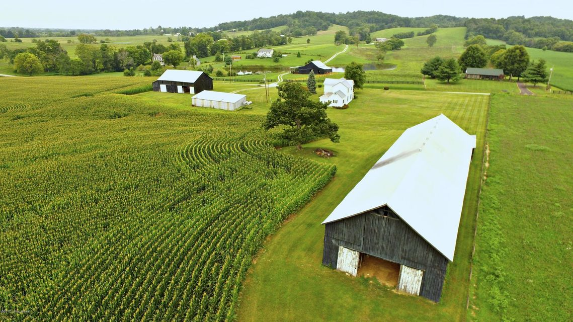 Farm / Ranch / Plantation for Sale at 792 Buzzard Roost Road 792 Buzzard Roost Road Shelbyville, Kentucky 40065 United States