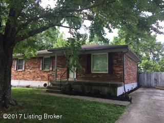 Single Family Home for Sale at 6915 Heavrin Avenue Louisville, Kentucky 40218 United States