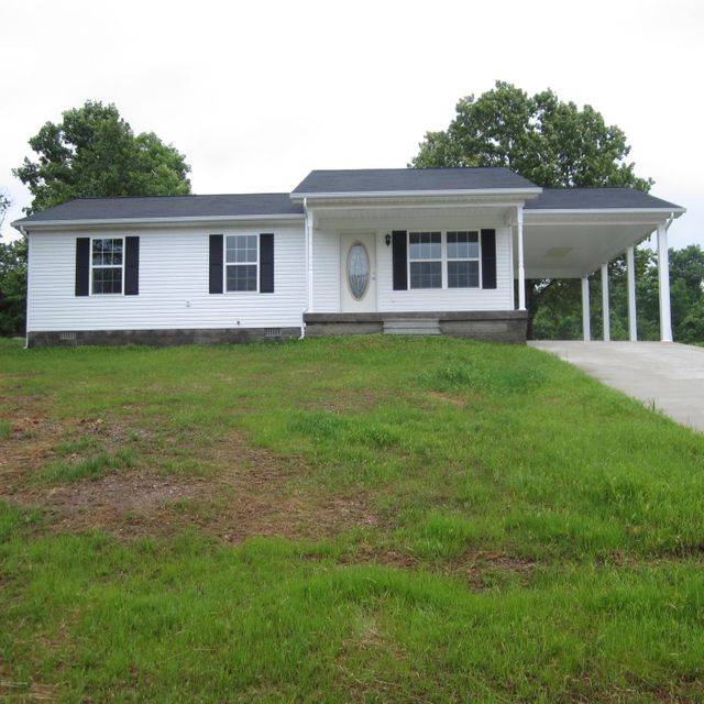 Single Family Home for Sale at 376 School Side Drive 376 School Side Drive Brandenburg, Kentucky 40108 United States