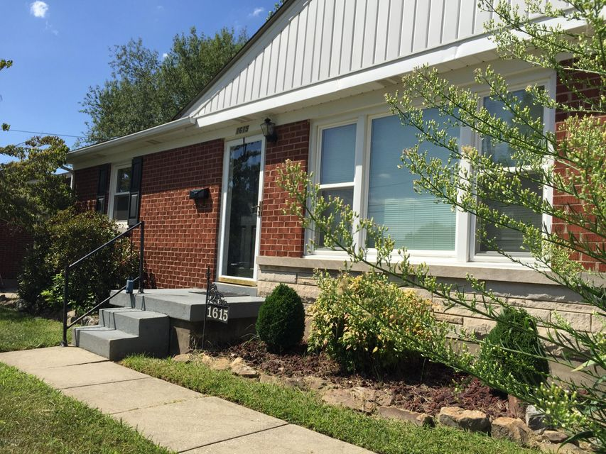 Single Family Home for Sale at 1615 Stafford Avenue Louisville, Kentucky 40216 United States