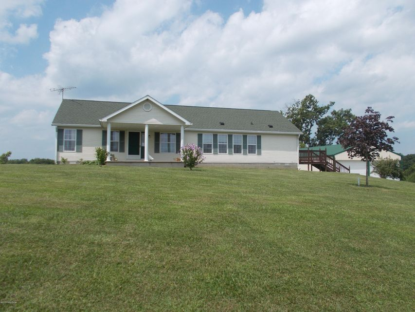 Single Family Home for Sale at 764 Georges Creek Road Campbellsburg, Kentucky 40011 United States