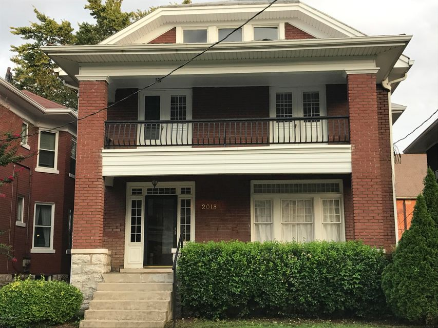 Single Family Home for Rent at 2018 Edgeland Avenue 2018 Edgeland Avenue Louisville, Kentucky 40205 United States