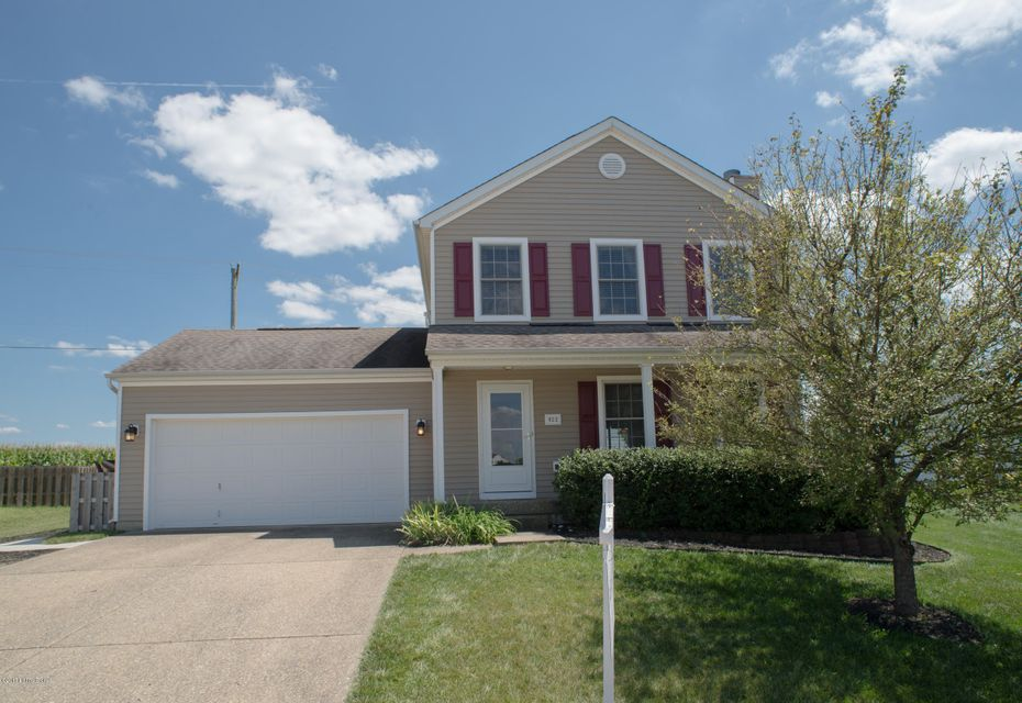 Single Family Home for Sale at 922 Kingston Court Shelbyville, Kentucky 40065 United States