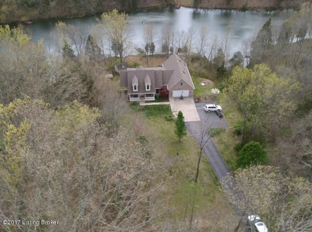 Single Family Home for Sale at 1034 Beaver Trail 1034 Beaver Trail Lawrenceburg, Kentucky 40342 United States