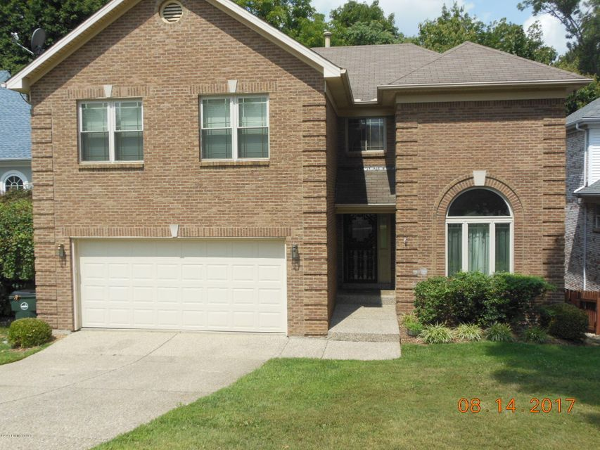 Single Family Home for Sale at 8805 Kings Lynn Lane Louisville, Kentucky 40220 United States