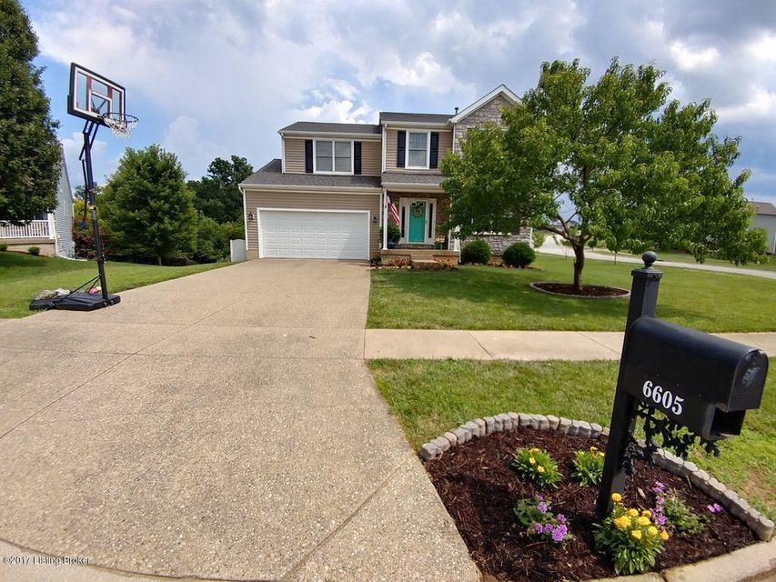 Single Family Home for Sale at 6605 Brook Falls Court Louisville, Kentucky 40299 United States