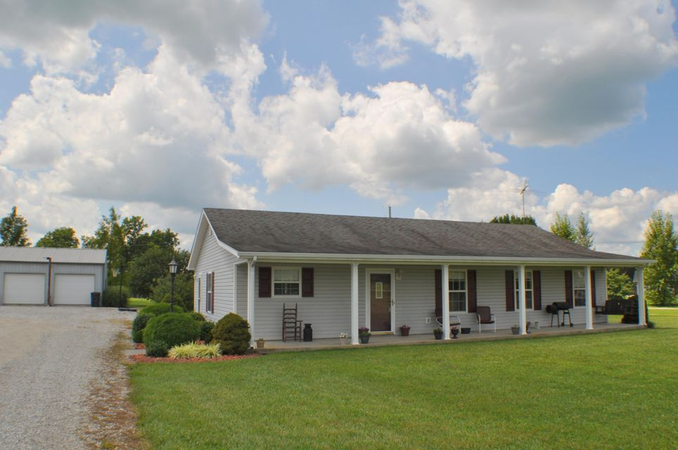 Single Family Home for Sale at 5295 Rhodelia Road Payneville, Kentucky 40157 United States