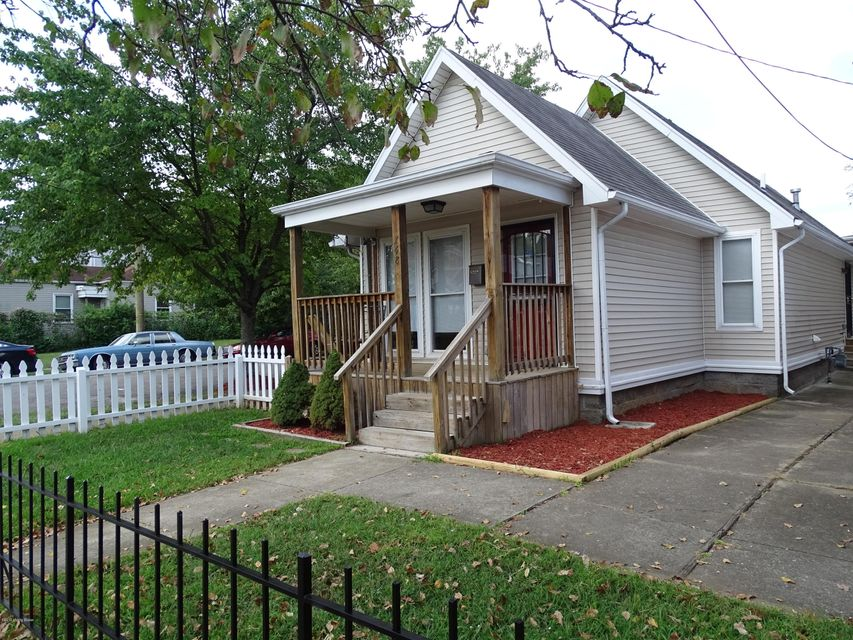 Single Family Home for Sale at 768 S Shelby Street Louisville, Kentucky 40203 United States