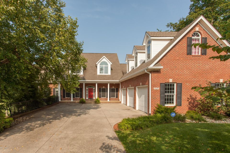 Single Family Home for Sale at 2626 Stonemill Drive Elizabethtown, Kentucky 42701 United States