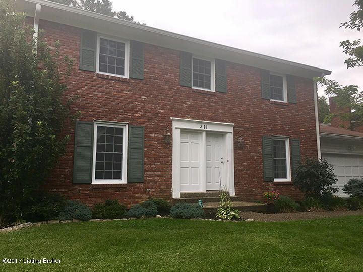 Additional photo for property listing at 311 Brentford Court  Louisville, Kentucky 40243 United States
