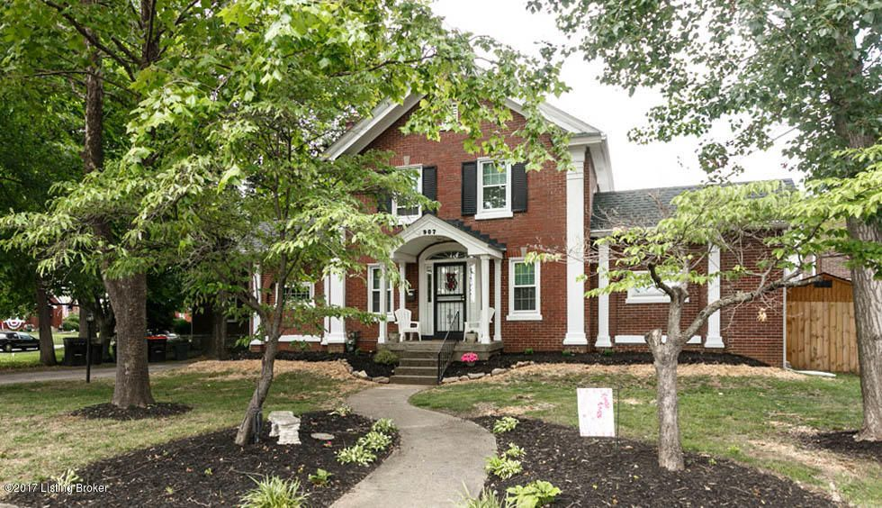 Single Family Home for Sale at 907 Rosemary Drive 907 Rosemary Drive Louisville, Kentucky 40213 United States