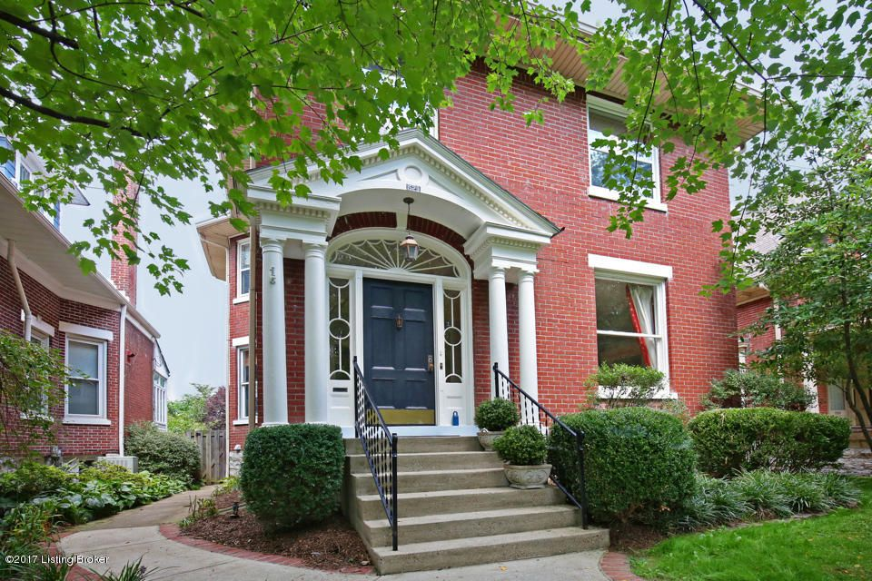 Single Family Home for Sale at 1529 Rosewood Avenue 1529 Rosewood Avenue Louisville, Kentucky 40204 United States