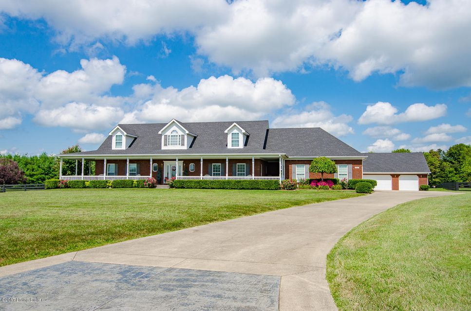 Single Family Home for Sale at 157 Hamilton Place 157 Hamilton Place Taylorsville, Kentucky 40071 United States