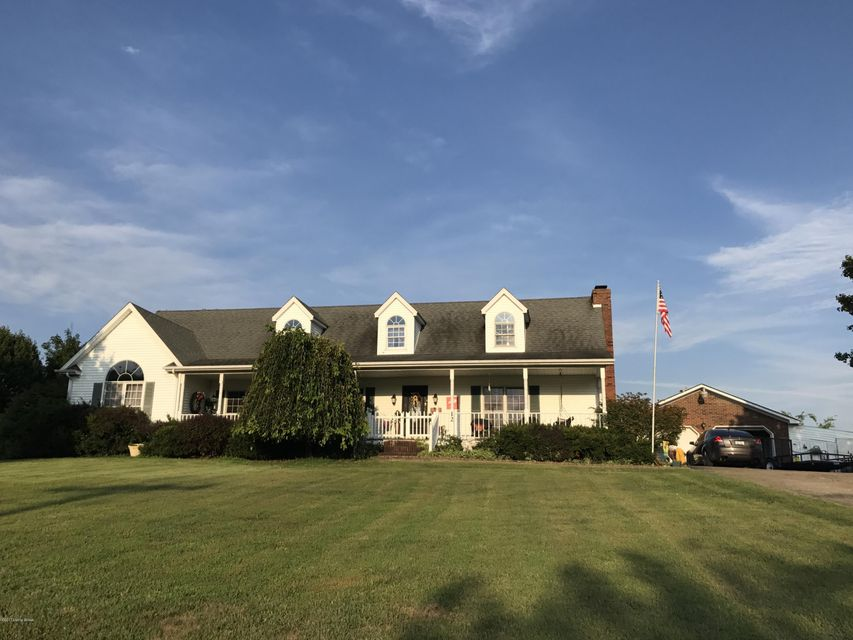 Single Family Home for Sale at 12 Lawrence Hayes Road Caneyville, Kentucky 42721 United States