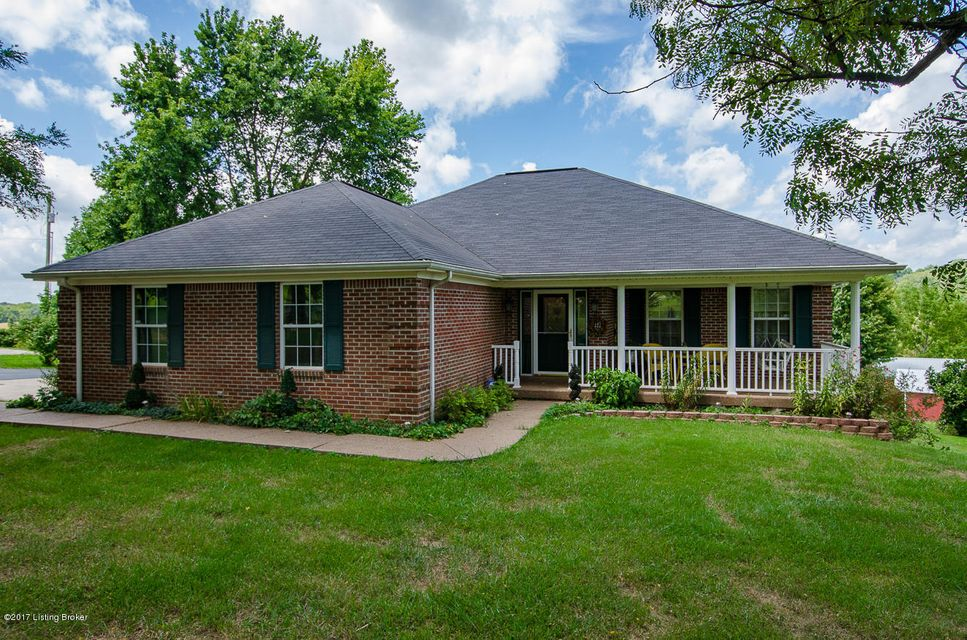 Single Family Home for Sale at 165 Day Road Taylorsville, Kentucky 40071 United States