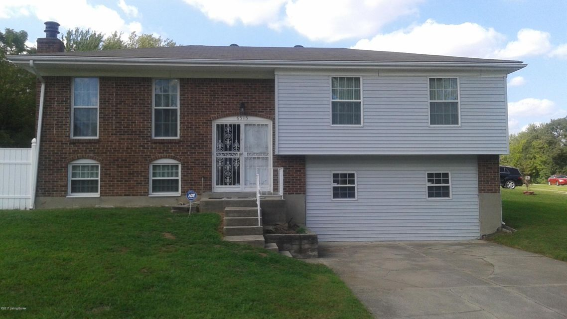 Single Family Home for Sale at 6515 Lantern Drive 6515 Lantern Drive Louisville, Kentucky 40228 United States