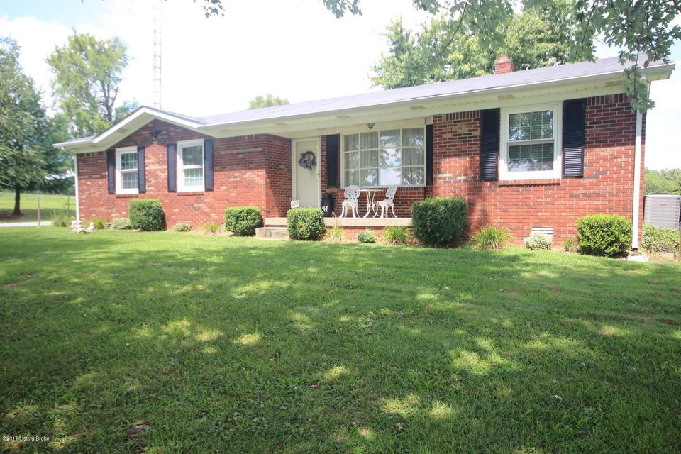 Single Family Home for Sale at 124 Mercer Road 124 Mercer Road Leitchfield, Kentucky 42754 United States