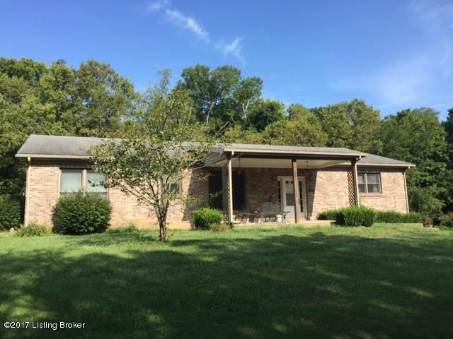 Single Family Home for Sale at 6817 Elmburg Road Bagdad, Kentucky 40003 United States