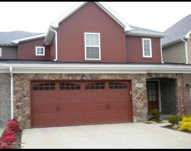 Condominium for Sale at 10208 Dorsey Pointe Circle Louisville, Kentucky 40223 United States