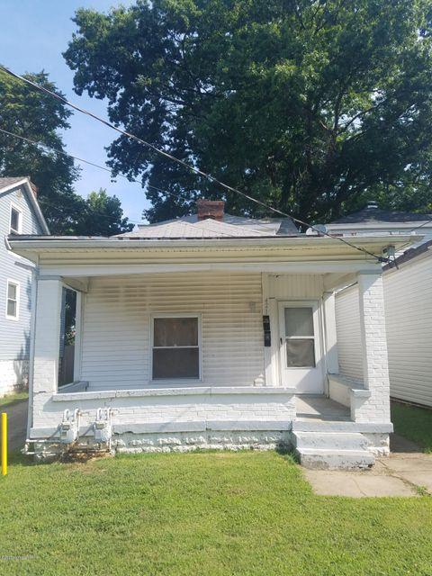 Multi-Family Home for Sale at 421 M 421 M Louisville, Kentucky 40208 United States