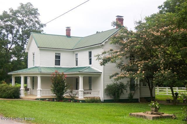 Single Family Home for Sale at 7281 Bardstown Road 7281 Bardstown Road Hodgenville, Kentucky 42748 United States