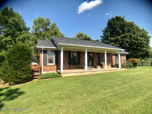 Single Family Home for Sale at 6130 New Hope Road New Hope, Kentucky 40052 United States