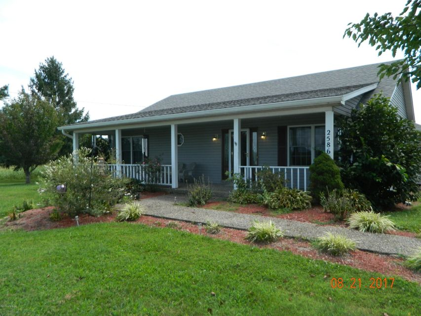 Single Family Home for Sale at 2586 Hickory Ridge Road Mount Eden, Kentucky 40046 United States