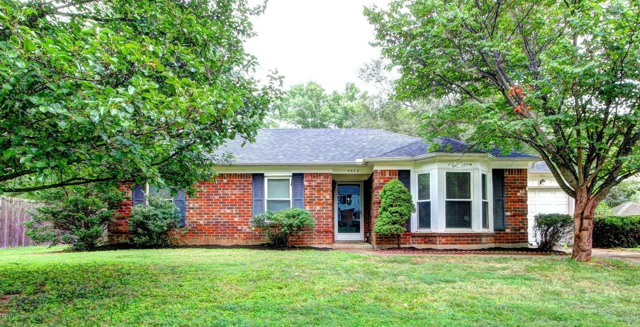Single Family Home for Sale at 4603 Middleburg Court 4603 Middleburg Court Louisville, Kentucky 40241 United States